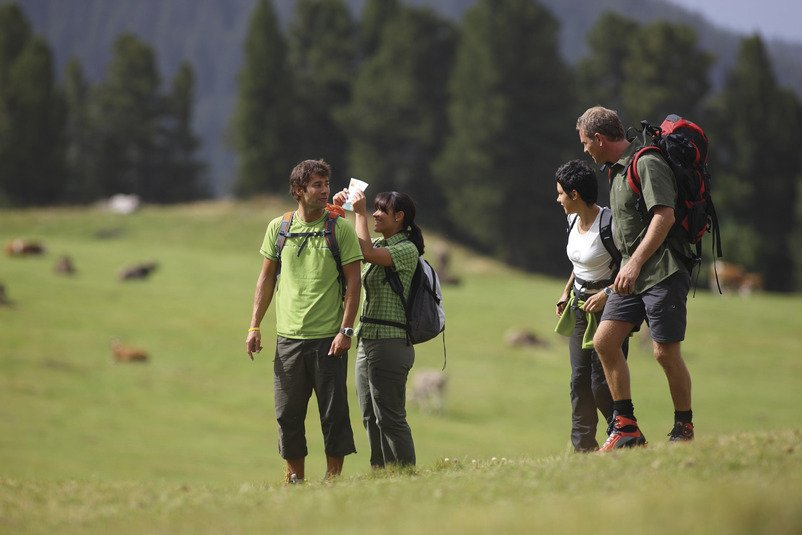 Gruppenreise im Eisacktal