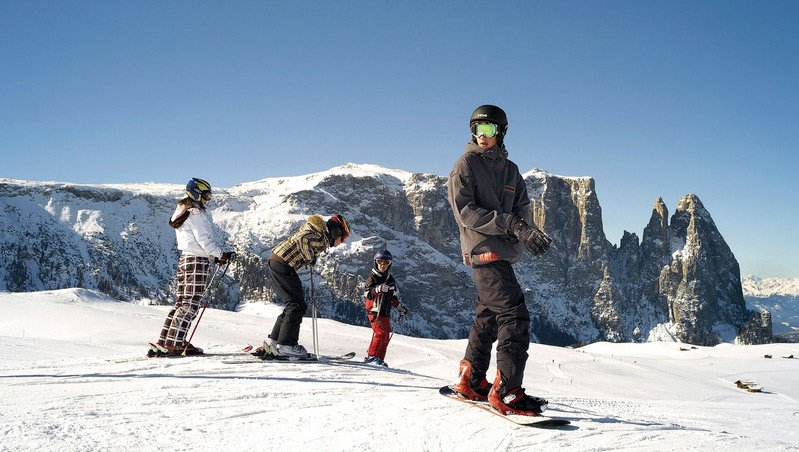 Ski holidays in South Tyrol